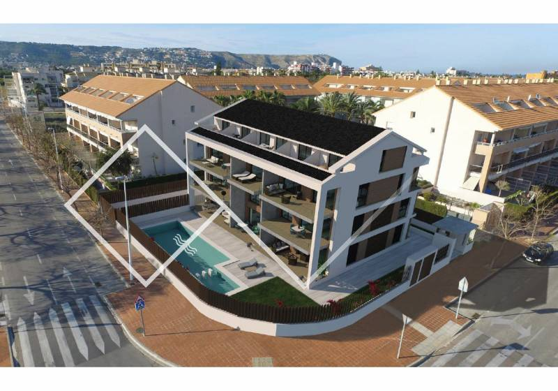 Apartment - New build - Javea - Javea