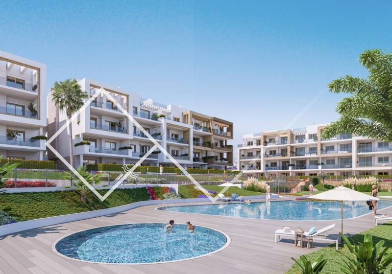 Appartement - New build - Orihuela - Costa