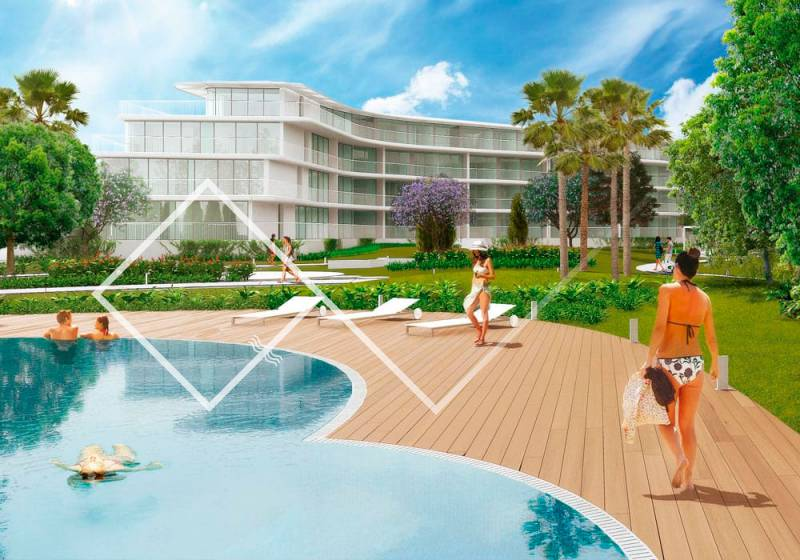 Appartement - Nouveau - Denia - Las Marinas