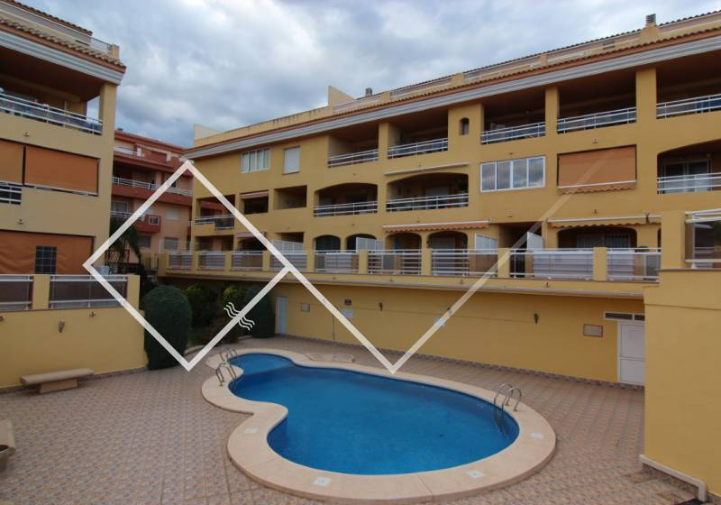 Appartement - Resale - Javea - Puerto