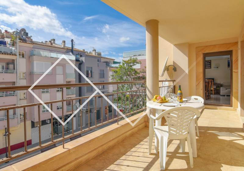 Appartement - Resale - Moraira - Casco Urbano