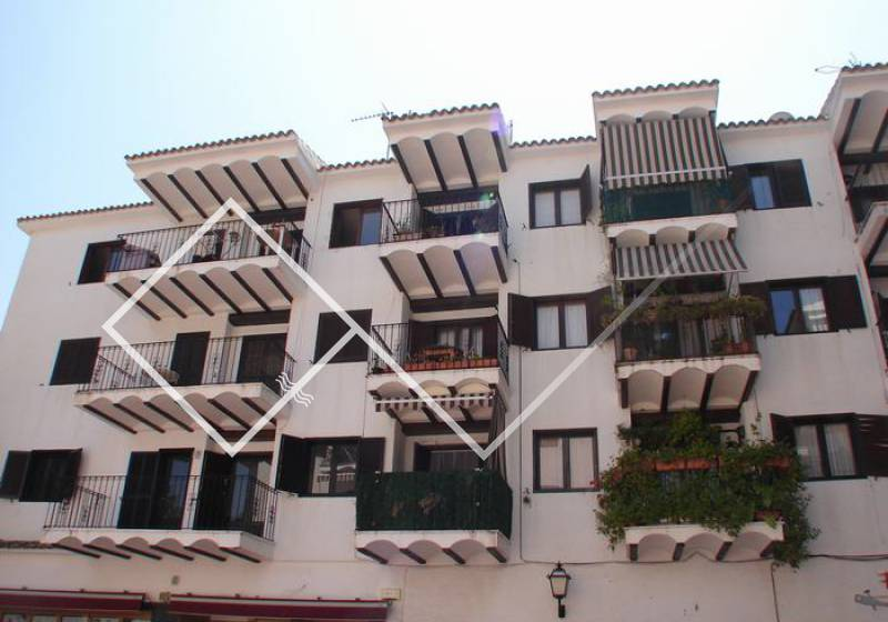 Appartement - Resale - Moraira - Town Moraira