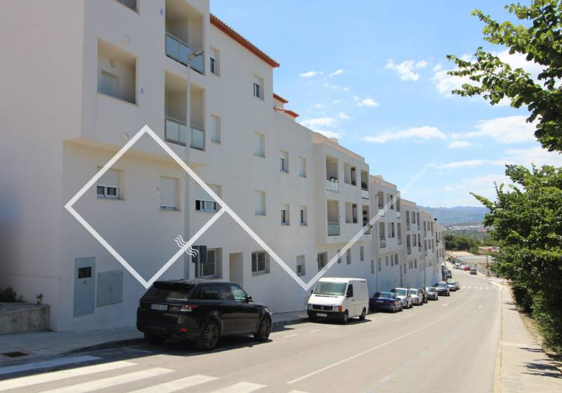Appartement - Resale - Teulada - Zentrum Teulada