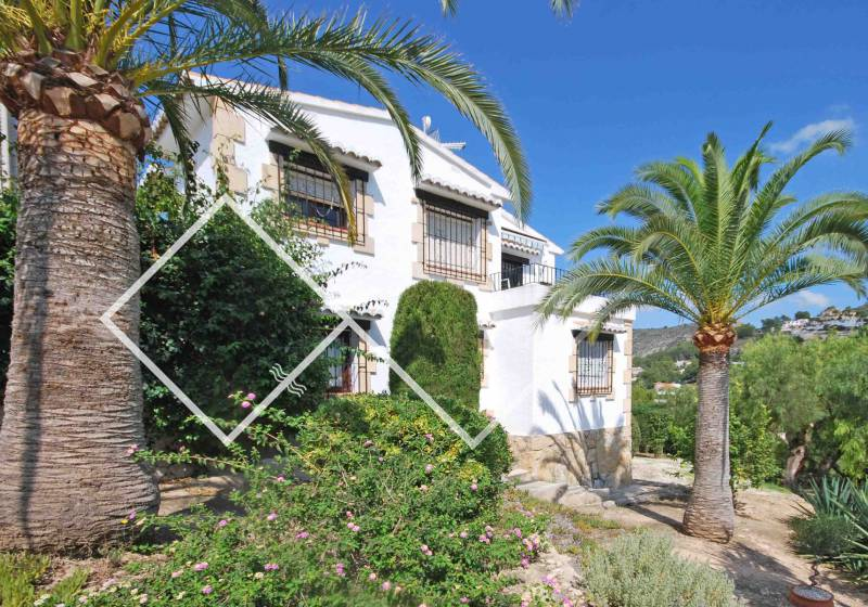 Attached house - Resale - Moraira - Arnella