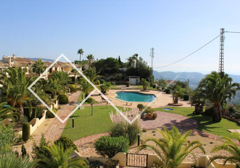 Attached house - Resale - Moraira - Benimeit
