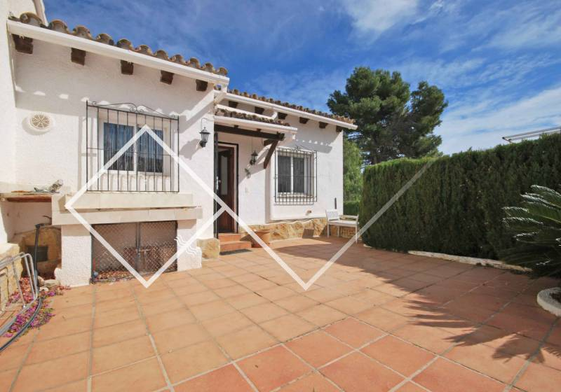 Attached house - Resale - Moraira - Fanadix