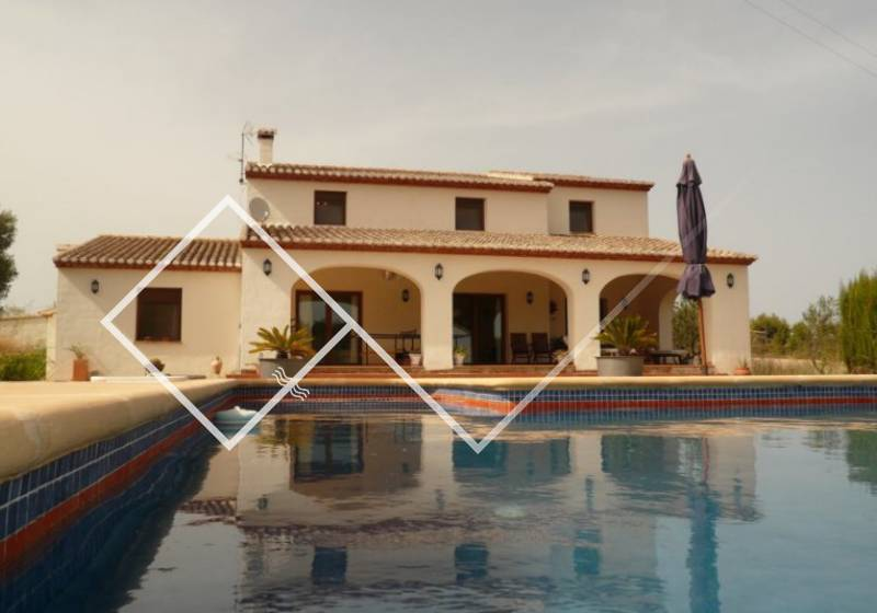 Country house - Resale - Benissa - Benimallunt