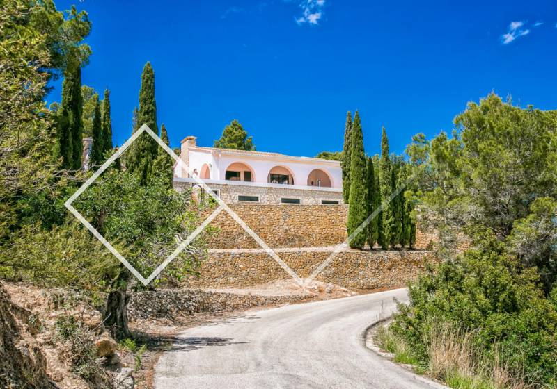 Country house - Resale - Calpe - calpe