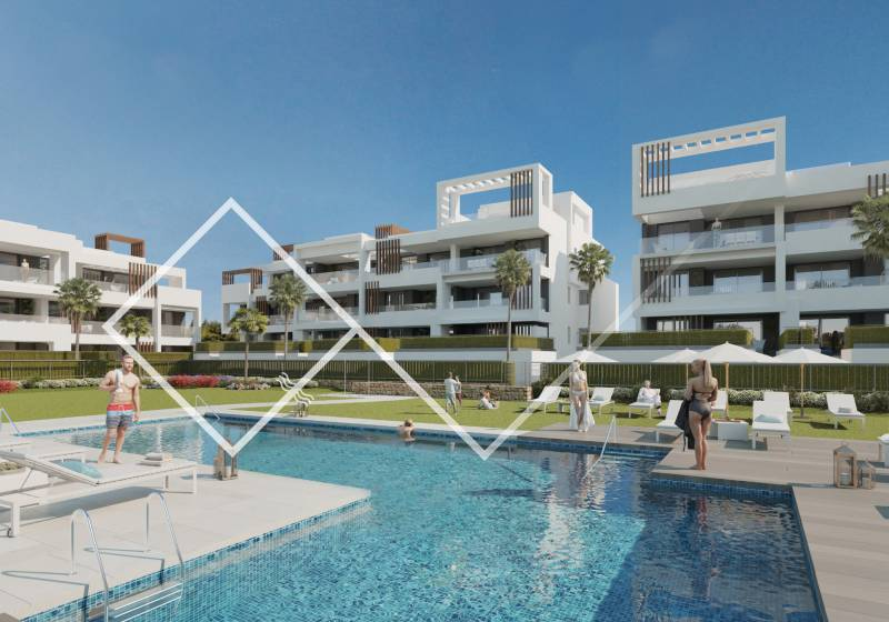 Duplex - New build - Estepona - Costa
