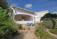 Entrance - Nice villa for sale on Cumbre del Sol, Benitachell