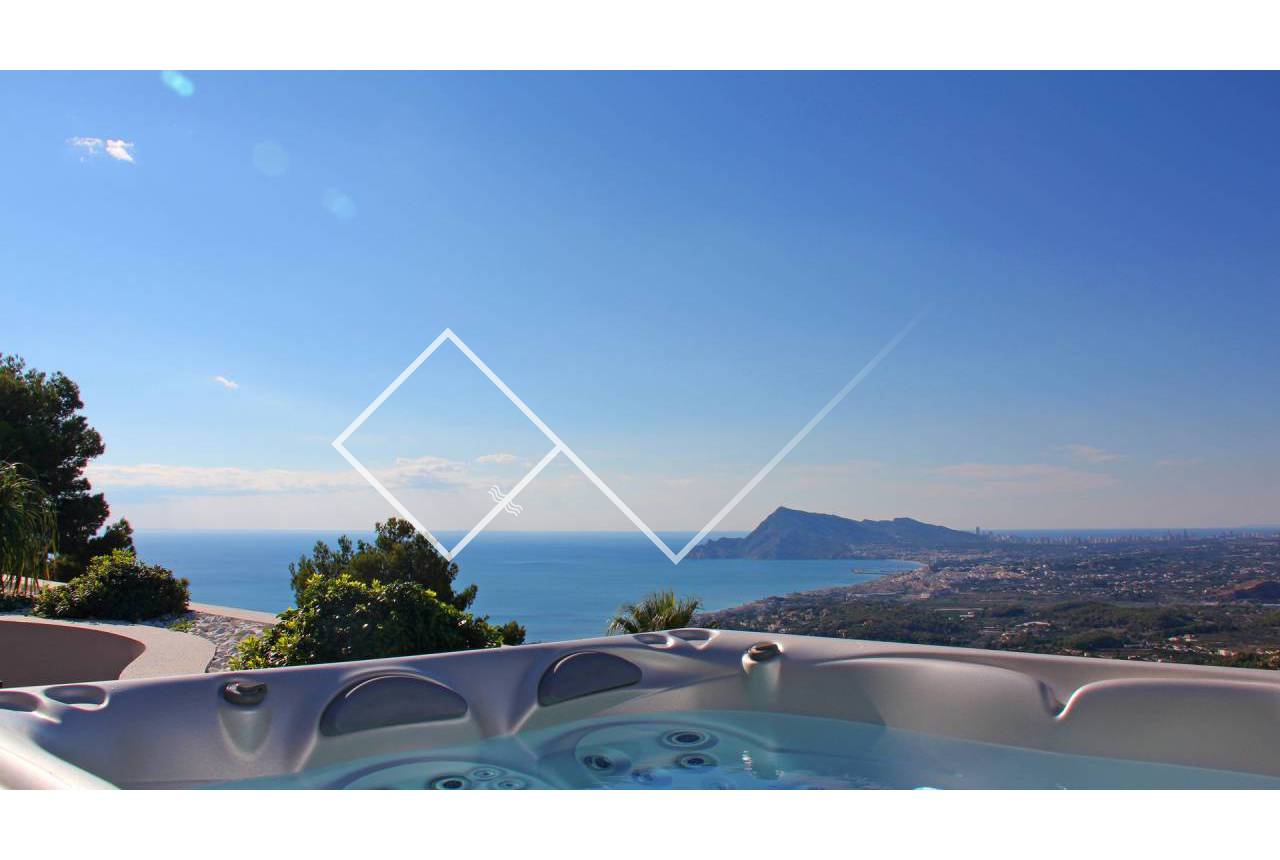 Neubau - Appartement - Altea - Sierra de Altea
