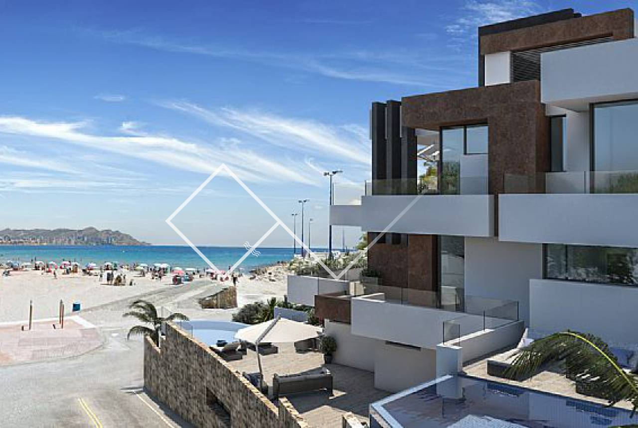 Neubau - Appartement - Benidorm - Poniente Beach
