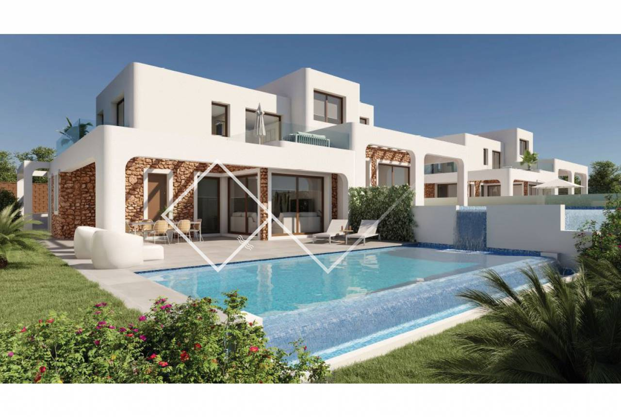 New build - Attached house - Moraira - Paichi