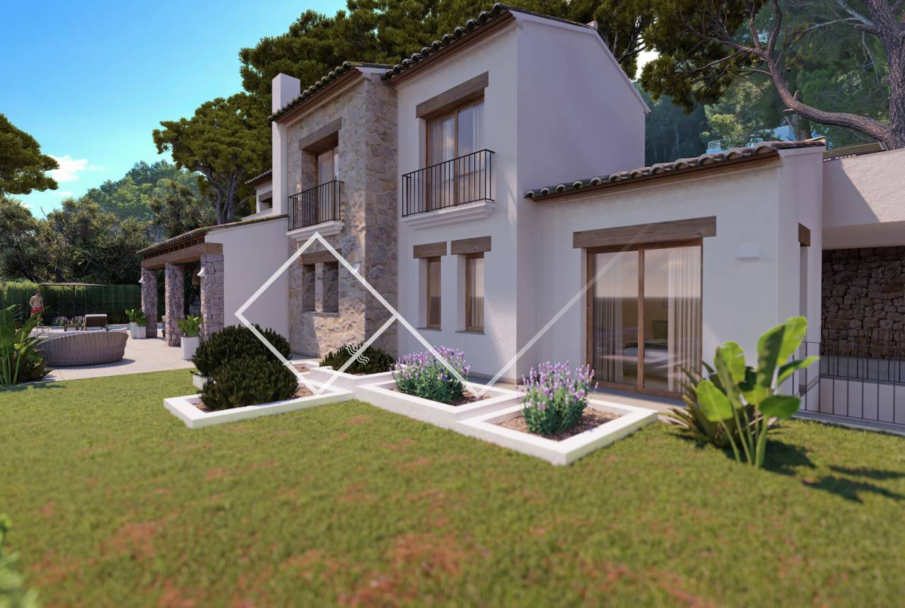 New build - Country house - Javea - Piver