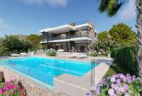 New build - Villa - Calpe - calpe