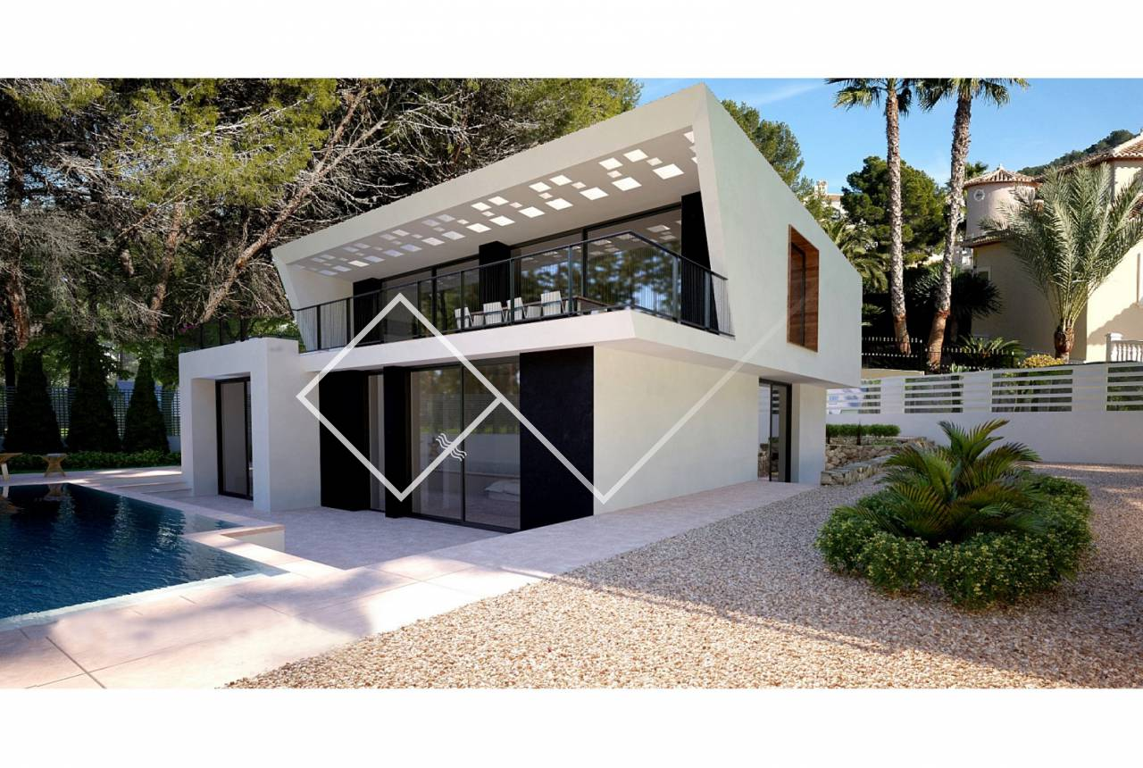 New build - Villa - Calpe - La Cometa III