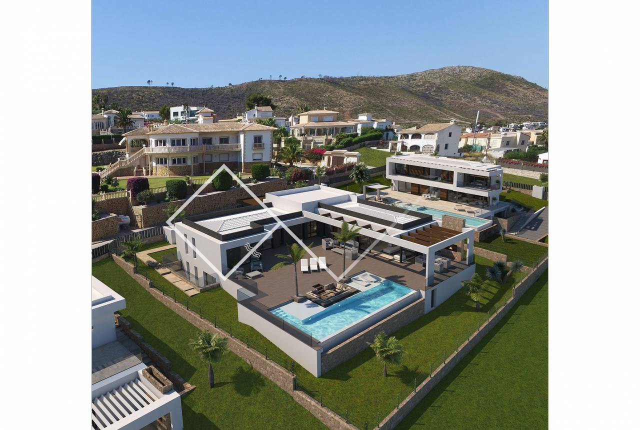 New build - Villa - Javea - Pinosol