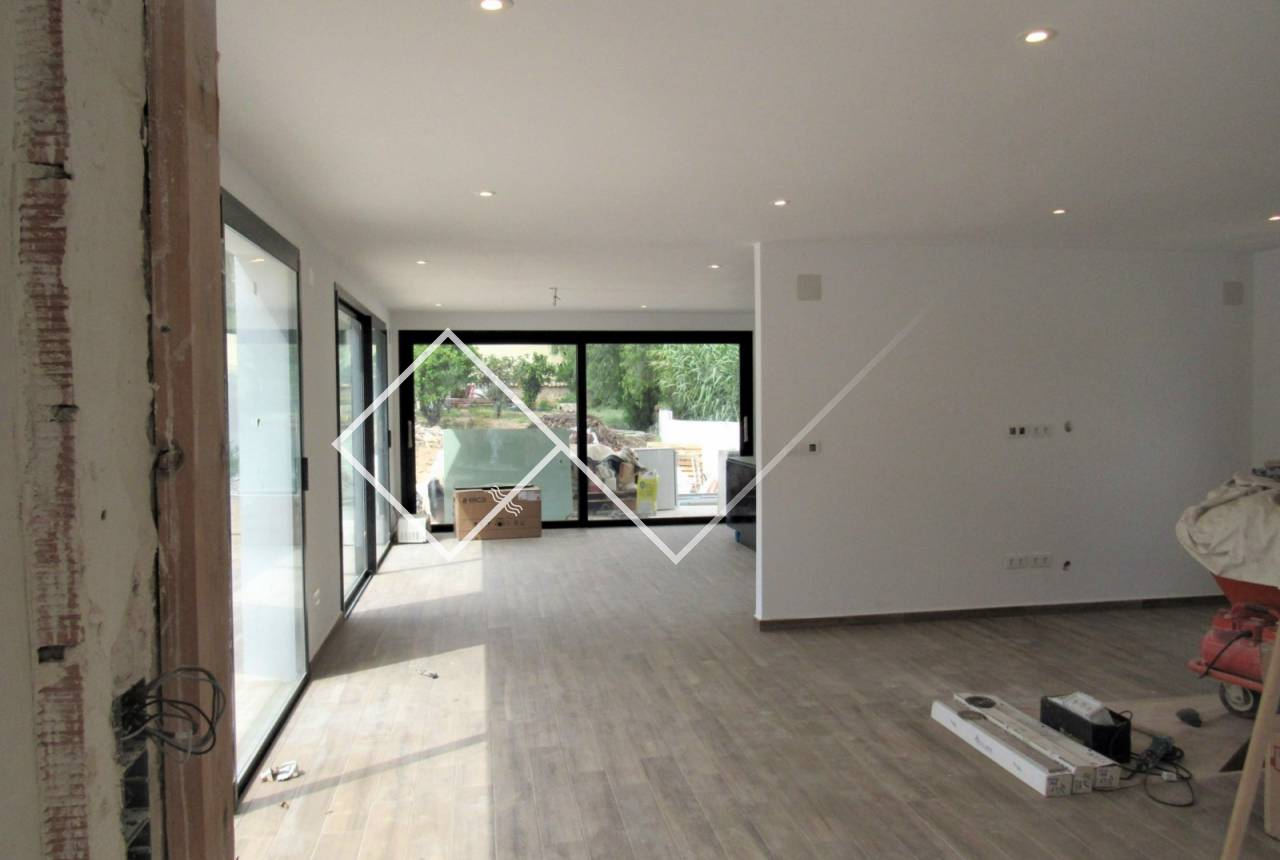New build - Villa - Moraira - Pinar de l'Advocat