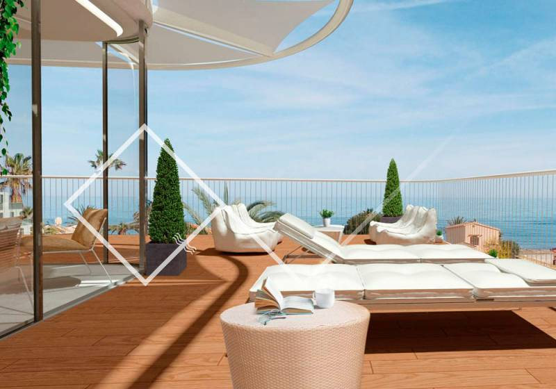 Penthouse - New build - Denia - Las Marinas