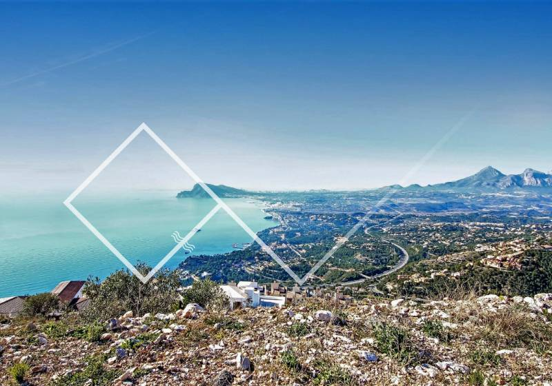 Plot - Resale - Altea - Altea Hills