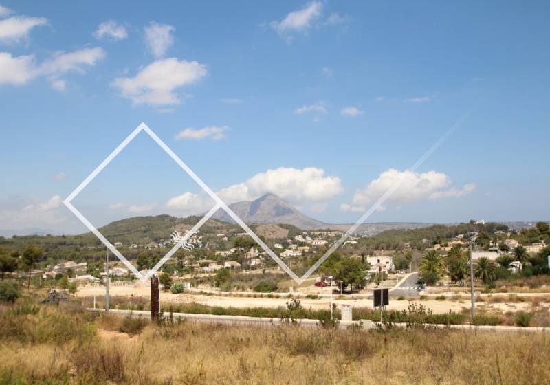 Plot - Resale - Javea - Cansalades
