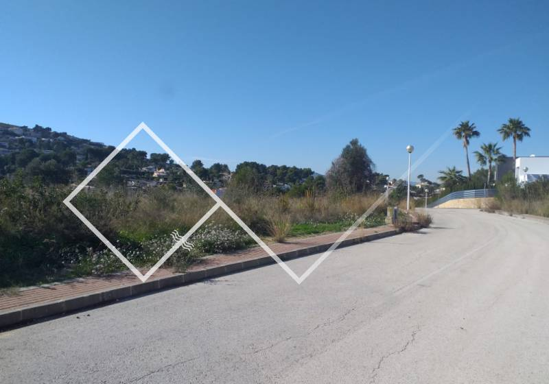 Plot - Resale - Javea - Cap Marti