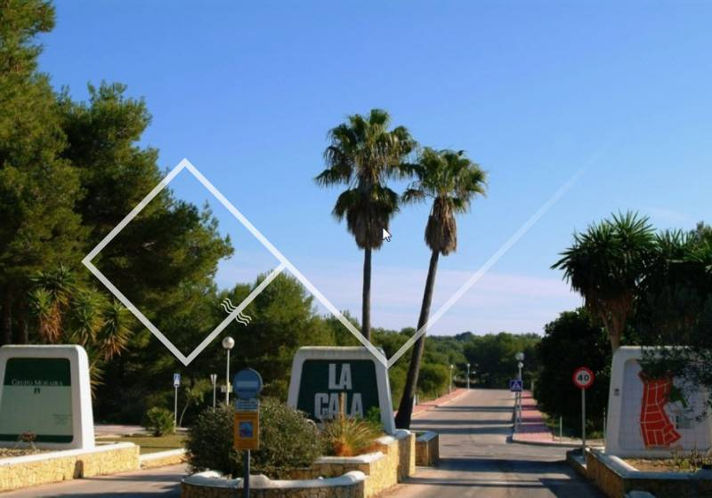 Plot - Resale - Javea - La Cala