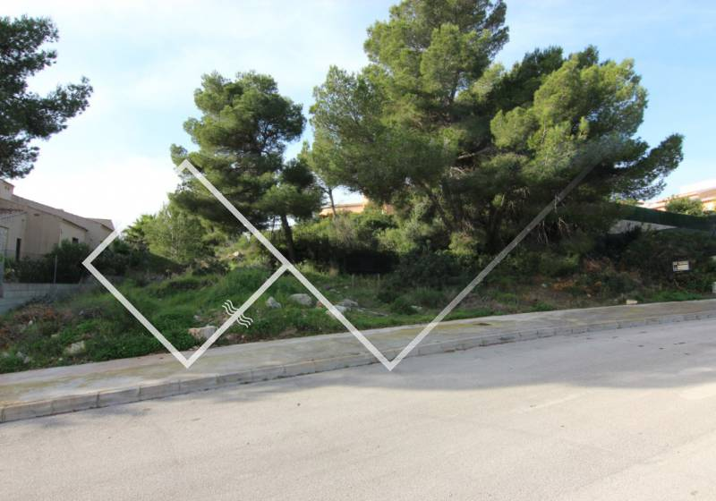 Plot - Resale - Javea - Monte Javea