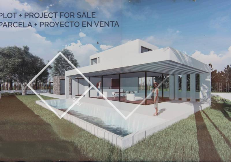 Plot - Resale - Javea - Pinosol
