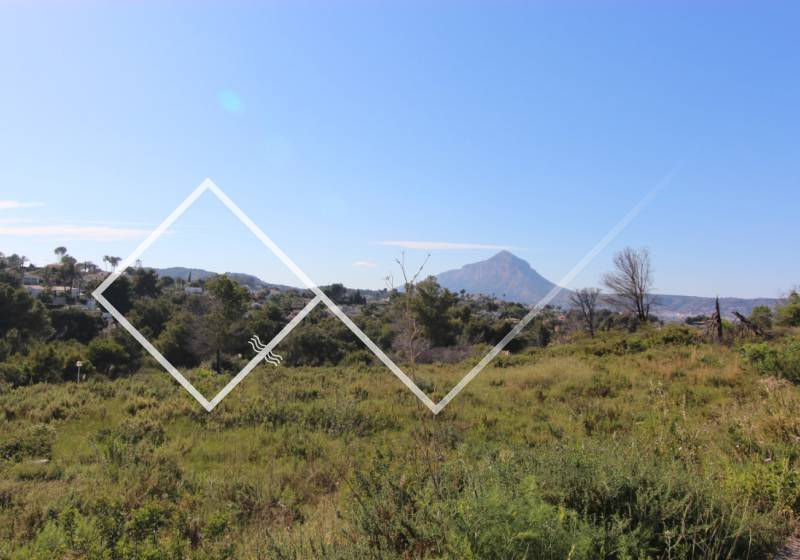 Plot - Resale - Javea - Tosalet