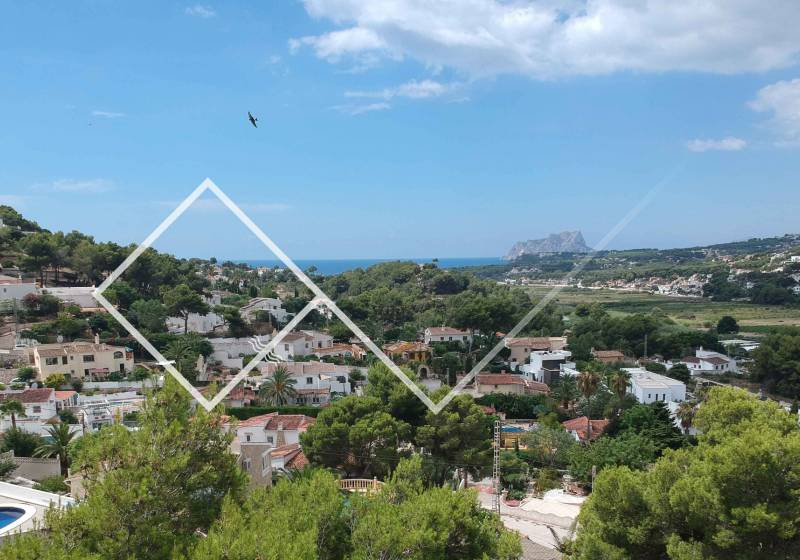 Plot - Resale - Moraira - Paichi