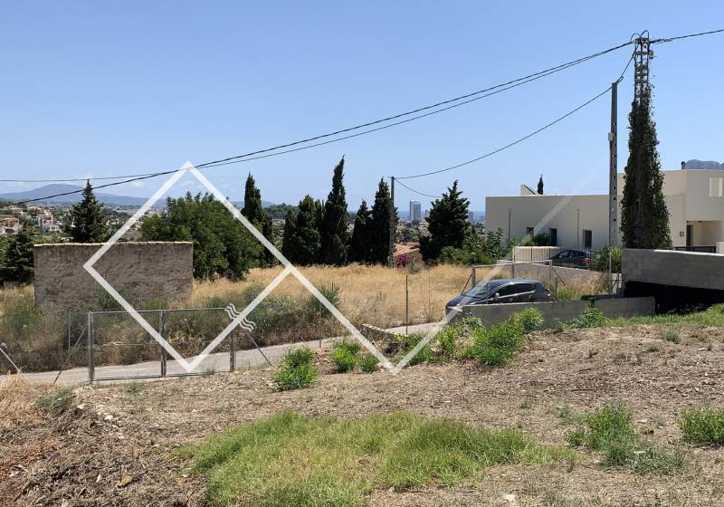 Plots and land - Resale - Calpe - Maryvilla