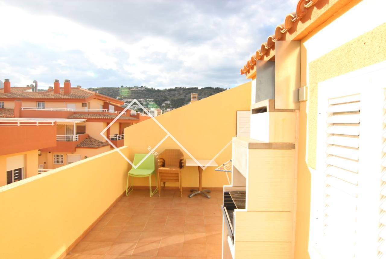 Resale - Apartment - Javea - Puerto