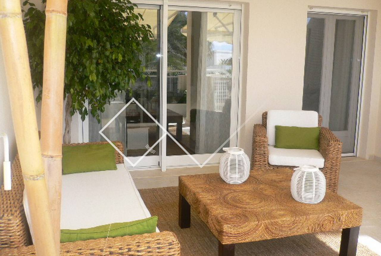 Resale - Appartement - Denia - Las Marinas