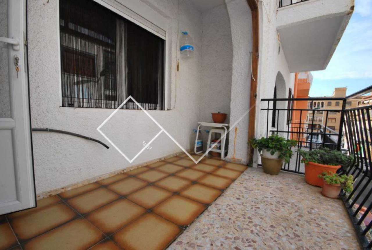 Resale - Appartement - Moraira - Town Moraira