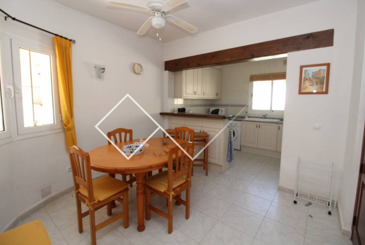 Resale - Attached house - Benitachell - Los Alcazares