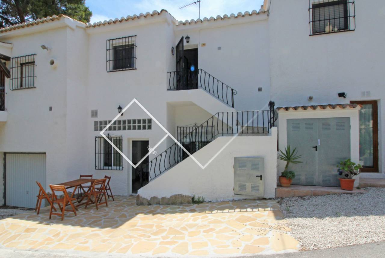 Resale - Attached house - Moraira - Fanadix