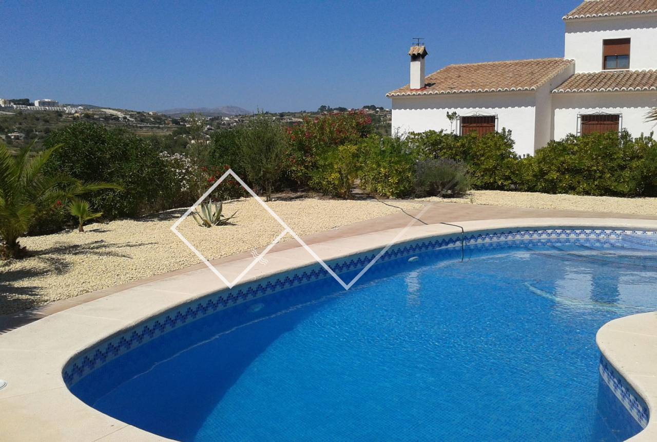Resale - Country house - Benissa - Partida Benimarraig