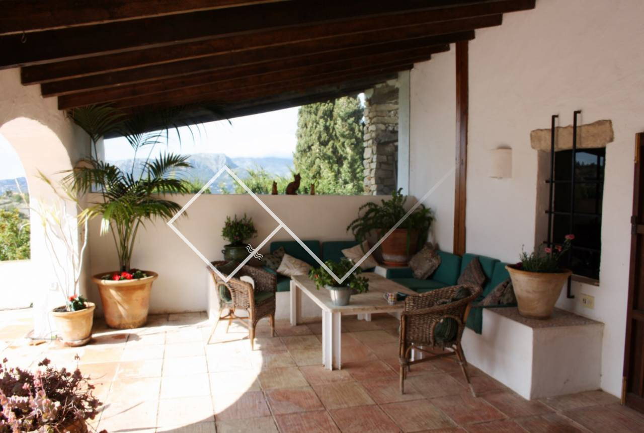 Resale - Country house - Benissa - Pedramala
