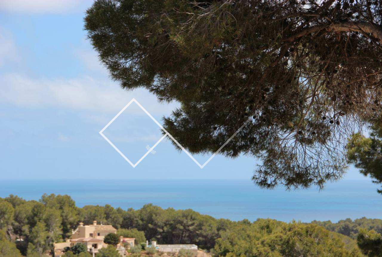Resale - Plot - Benissa - La Fustera