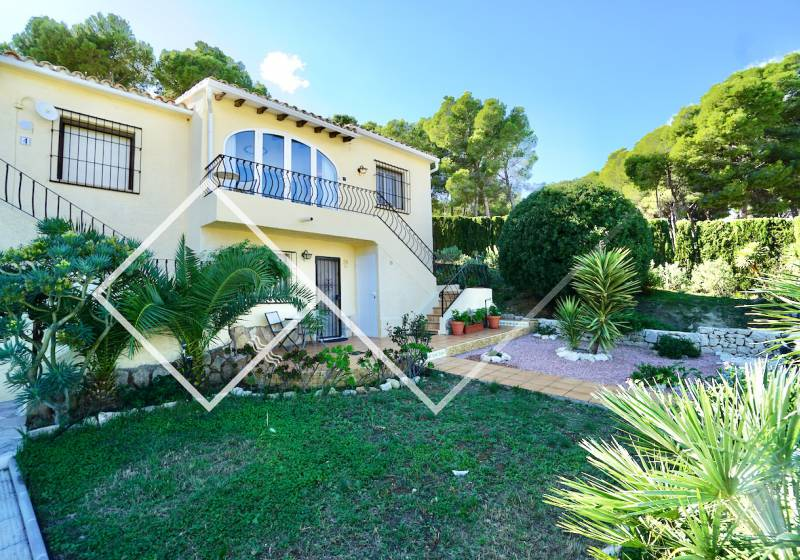 Town house - Resale - Moraira - Fanadix