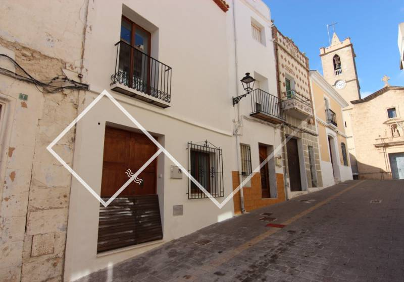 Townhouse - Resale - Benitachell - Pueblo