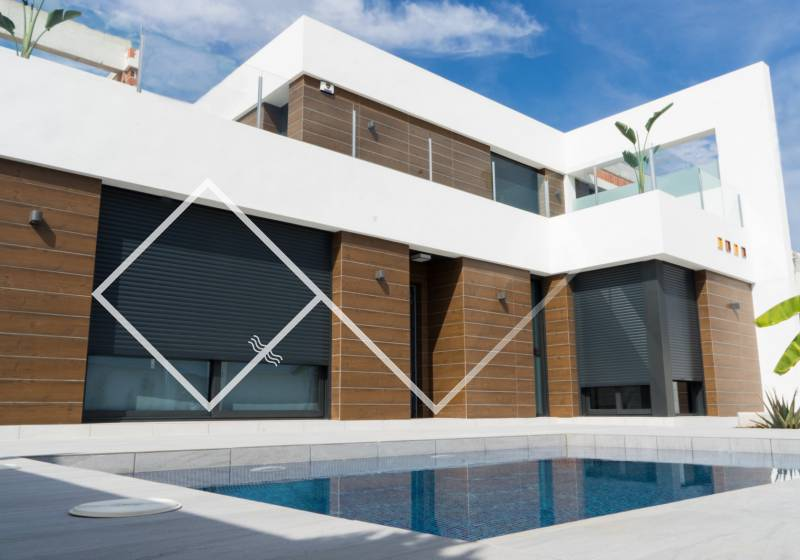 Villa - New build - Benijofar - Town Benijofar