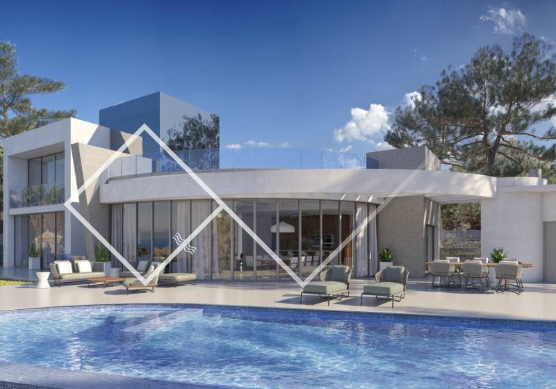 Villa - New build - Javea - Balcon Al Mar
