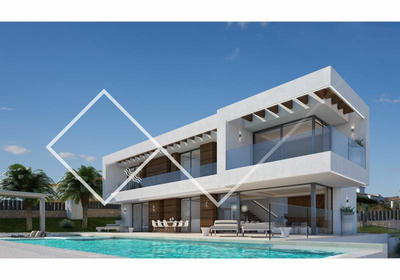 Villa - New build - Javea - Pinosol