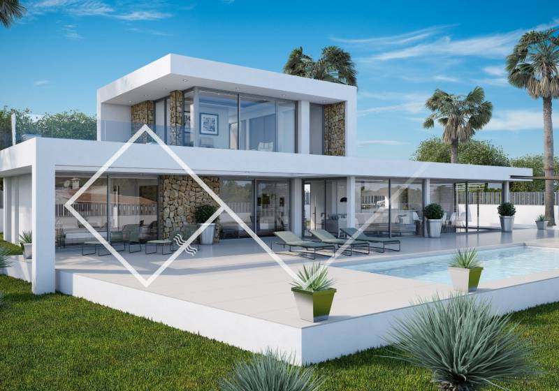 Villa - New build - Javea - Piver