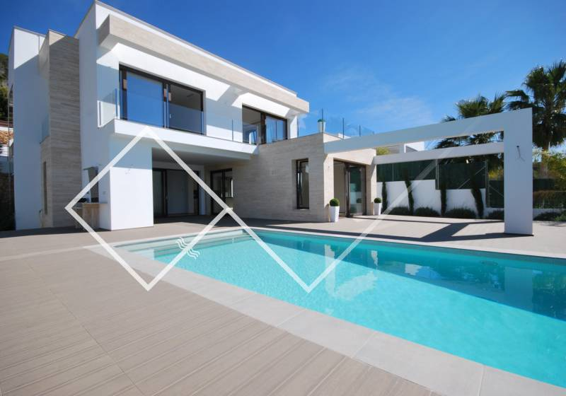 Villa - New build - Javea - Rafalet