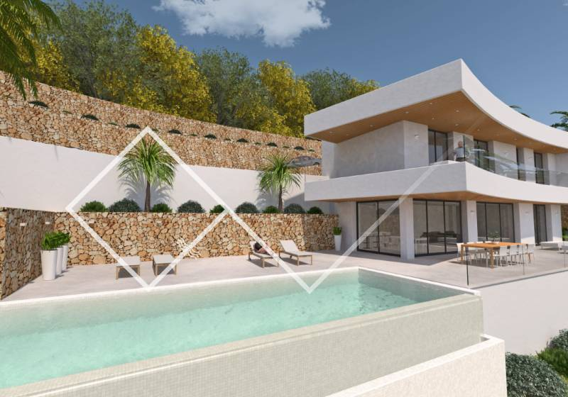 Villa - New build - Javea - Xabia Nova