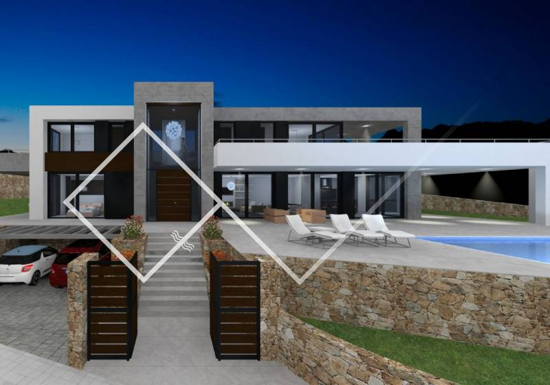 Villa - New build - Moraira - Costera del Mar