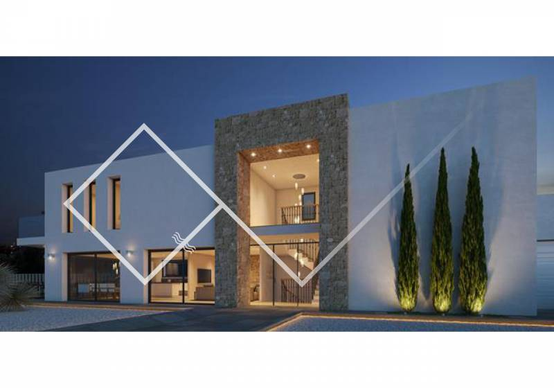 Villa - New build - Moraira - Pinar de l'Advocat
